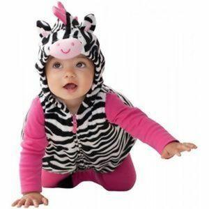 Baby Zebra Costume